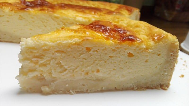 Cara Membuat Cheese Cake - Cheese Cake Tanpa Krim Keju