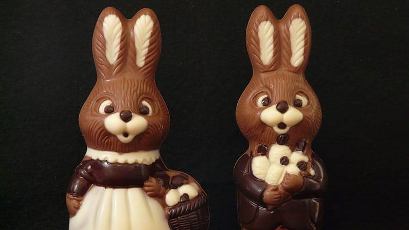 Jenis Coklat - Coklat Paskah