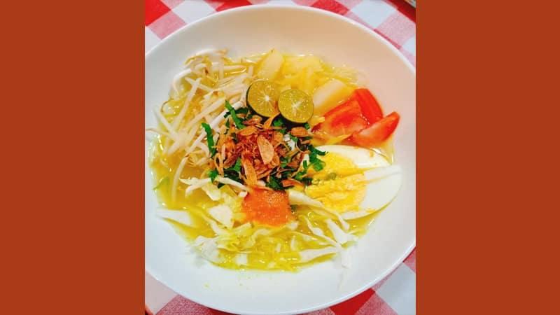 Bumbu Soto Daging Bening - Soto Homemade