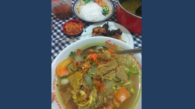 Bumbu Soto Daging Bening - Resep Soto Bening Sederhana