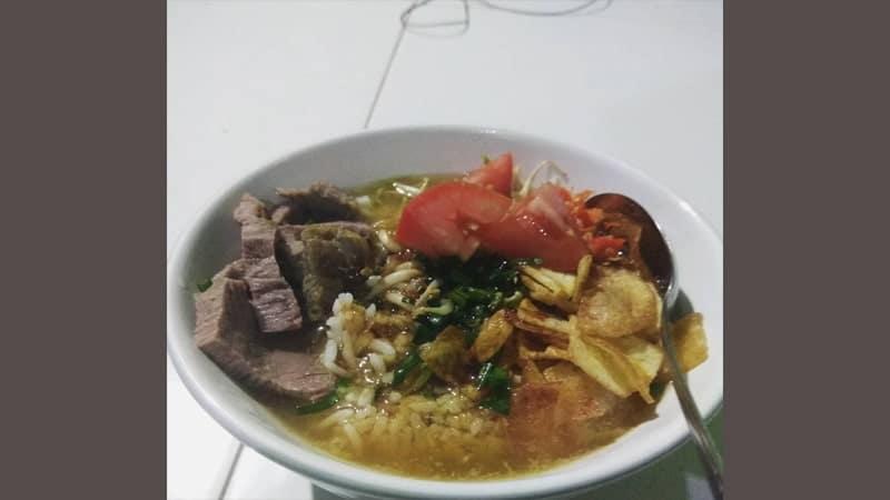 Bumbu Soto Daging Bening - Soto Solo