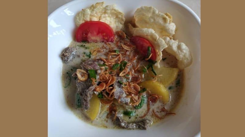 Bumbu Soto Daging Bening - Soto Khas Betawi