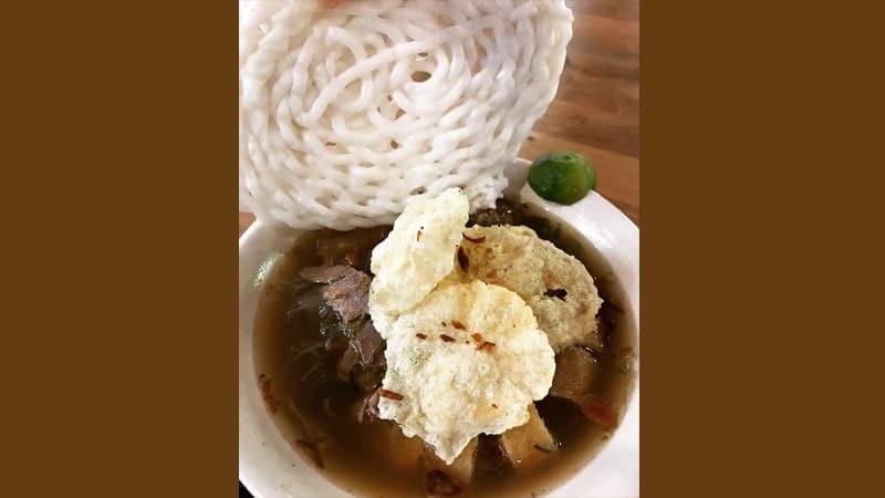 Bumbu Soto Daging Bening - Soto Bening Bogor