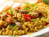 Resep Nasi Goreng Kambing - Nasi Goreng Kambing