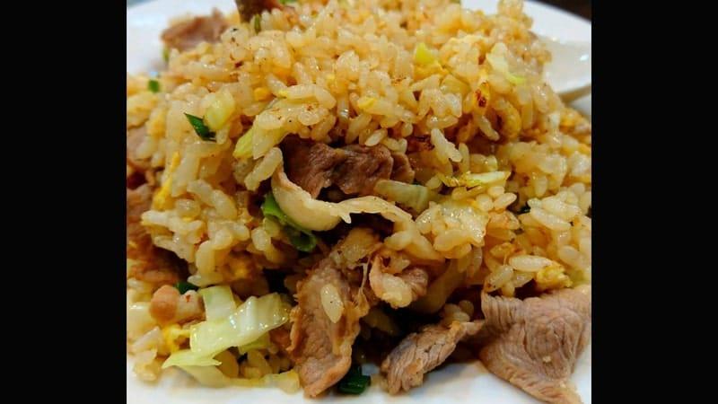 Resep Nasi Goreng Kambing - Nasi Goreng Kambing Tiongkok