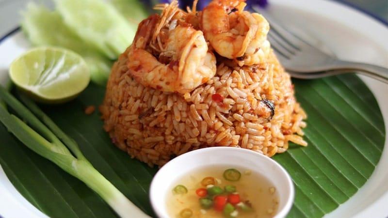 Resep Nasi Goreng Seafood - Nasi Goreng Seafood Rumahan