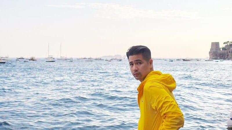 Pacar Kartika Putri - Erick Iskandar