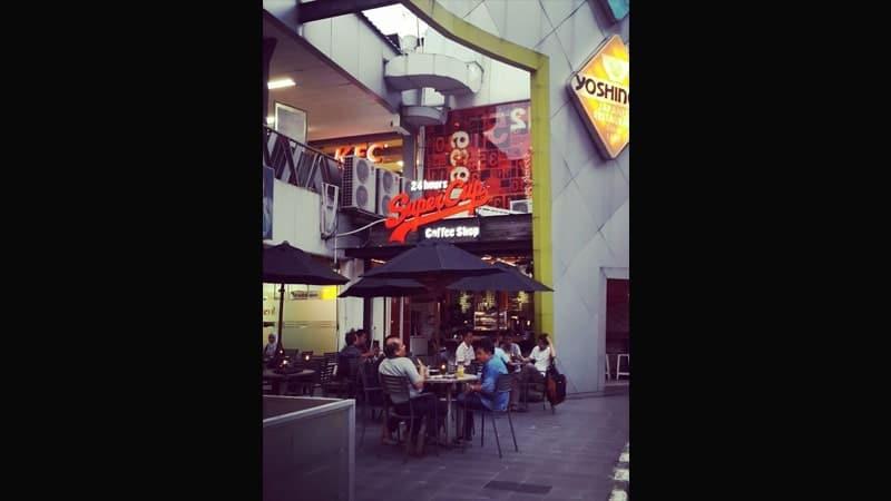 Tempat Ngopi di Jakarta - Supercup Coffee