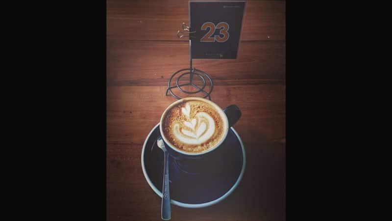 Tempat Ngopi di Jakarta - Kanawa Coffee