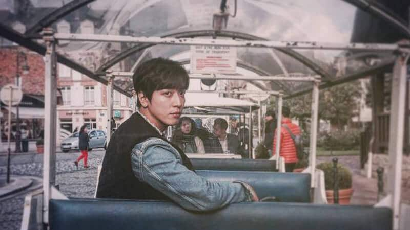 Siapa Pacar Park Shin Hye - Jung Yong Hwa
