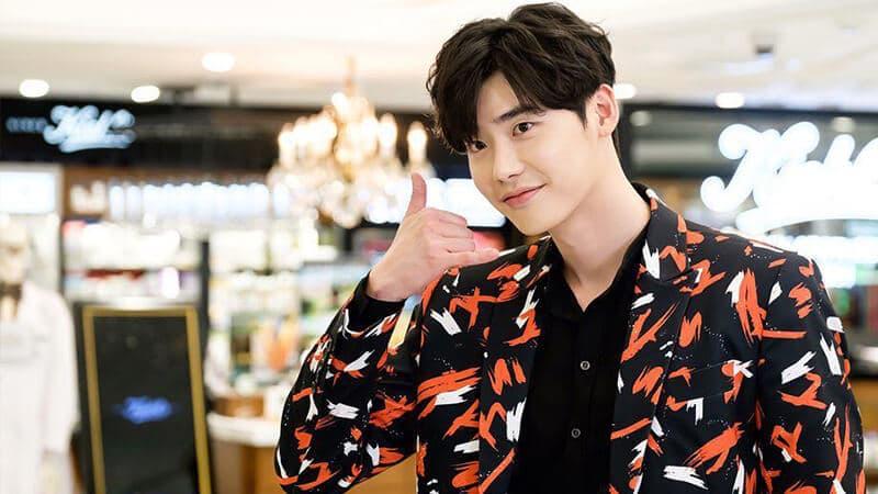 Siapa Pacar Park Shin Hye - Lee Jong Suk