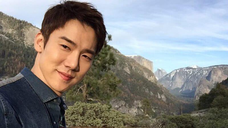 Siapa Pacar Park Shin Hye - Yoo Yeon Seok