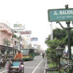 tempat wisata di jogja dekat malioboro - jalan malioboro