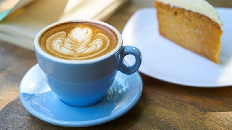 Jenis-Jenis Minuman Kopi - Latte
