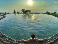 Tempat Wisata Bandungan Semarang - Kolam Renang Umbul Sidomukti