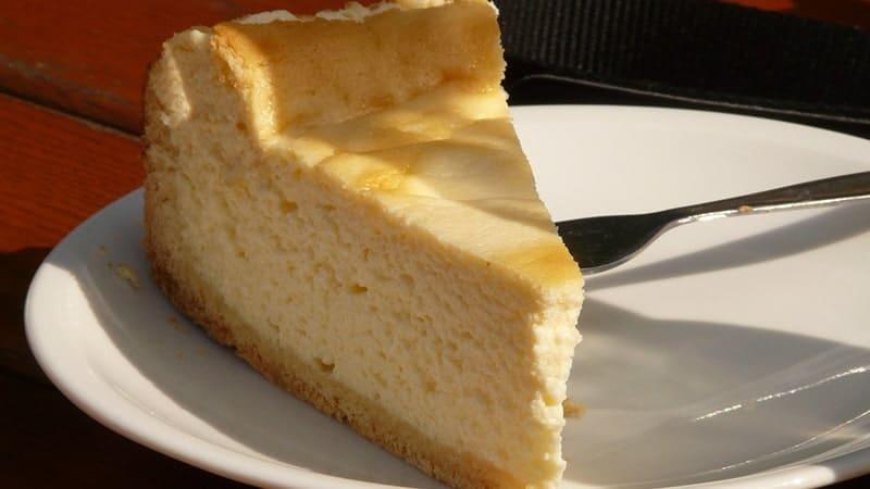 Resep Cheese Cake Kukus - Potongan Cheese Cake Kukus