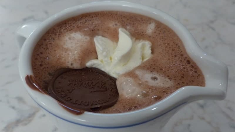 Cara Membuat Coklat Panas - Ala Korea