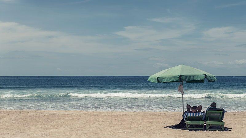 Wisata Ke . Pantai Kuta