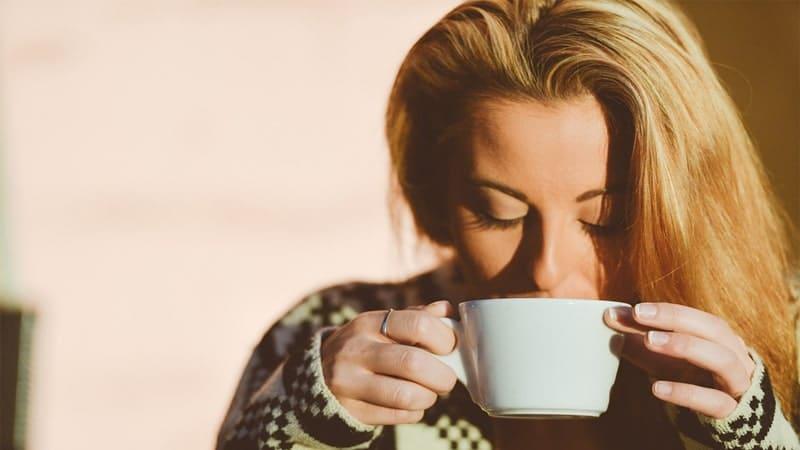 Efek Minum Kopi bagi Wanita - Wanita Minum Kopi