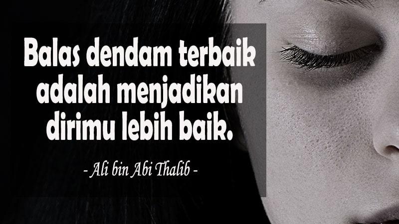 Kata-Kata Mutiara Islam - Ali bin Abi Thalib