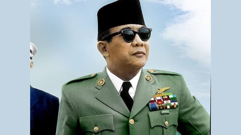 Biografi Ir. Soekarno Lengkap - Presiden Soekarno
