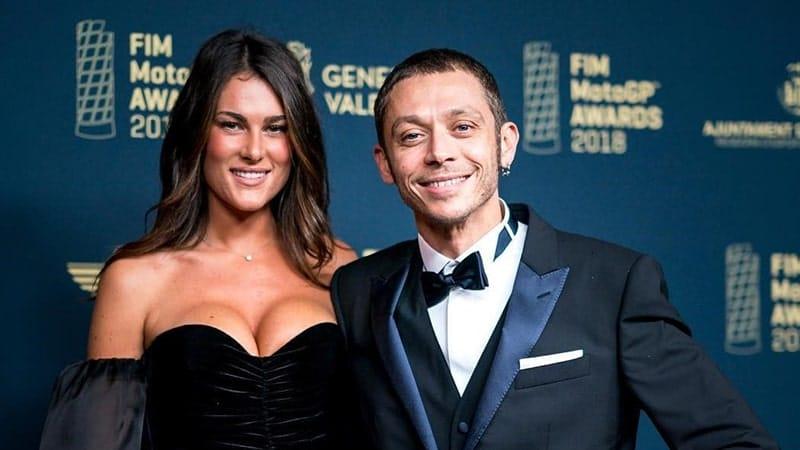 Biodata Valentino Rossi lengkap - Vale dan kekasih