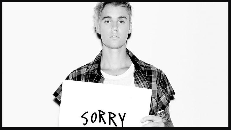 Lirik Lagu Sorry Justin Bieber - Sorry Justin Bieber