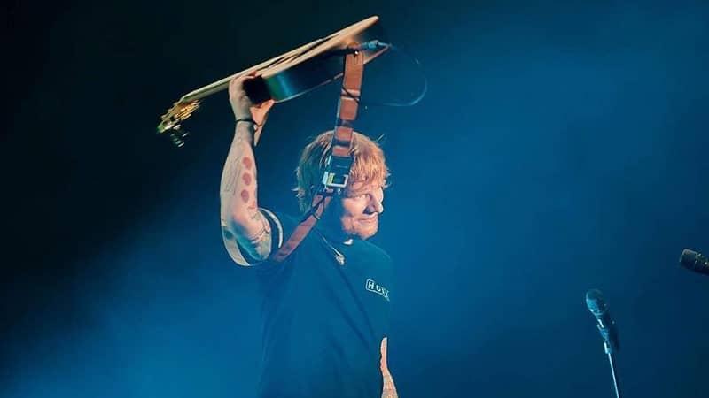 Lirik Lagu Ed Sheeran Perfect - Ed Sheeran