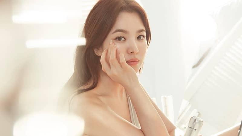 Foto Artis Korea Tercantik - Song Hye Kyo