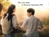 Film Romantis Indonesia Terbaik Sepanjang Masa - Dilan dan Milea