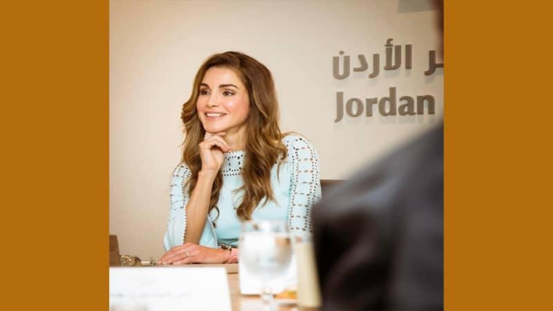 Wanita Tercantik di Dunia - Rania Abdullah