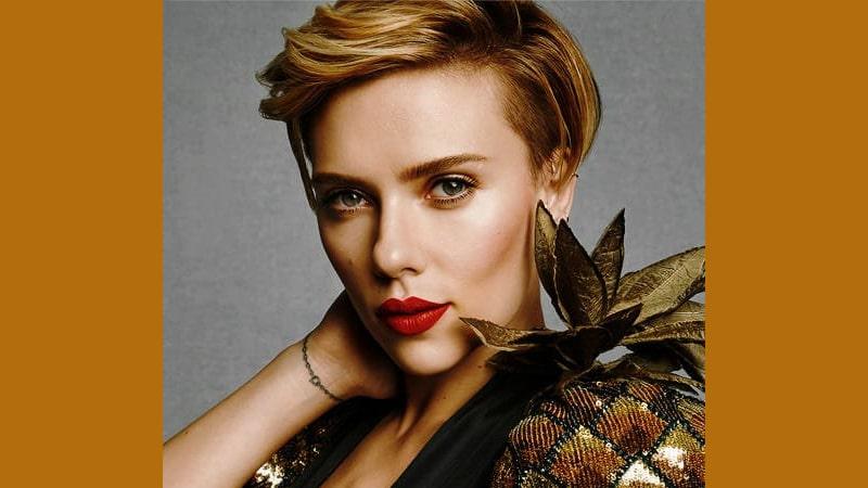 Wanita Tercantik di Dunia - Scarlett Johansson