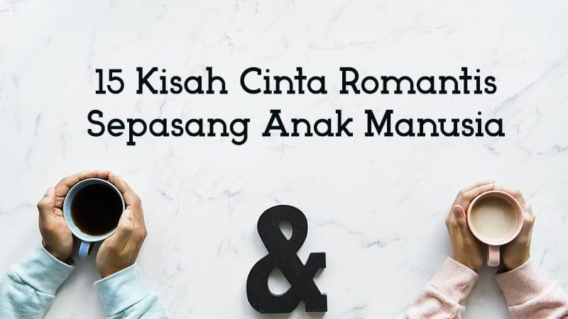 Cerita Cinta Romantis Sepasang Kekasih - Sepasang Tangan Kekasih