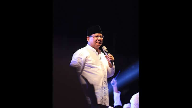 Biografi Prabowo Subianto Lengkap - Prabowo Subianto