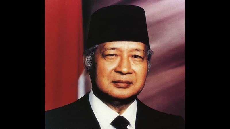 biografi soeharto lengkap - foto presiden