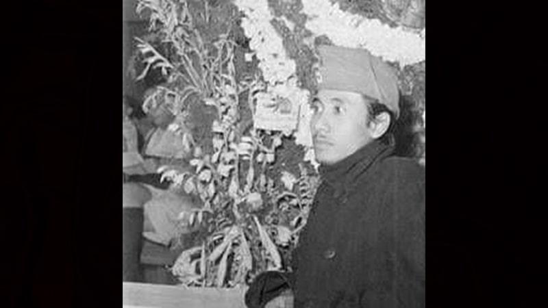 Biografi Bung Tomo Lengkap - Sutomo