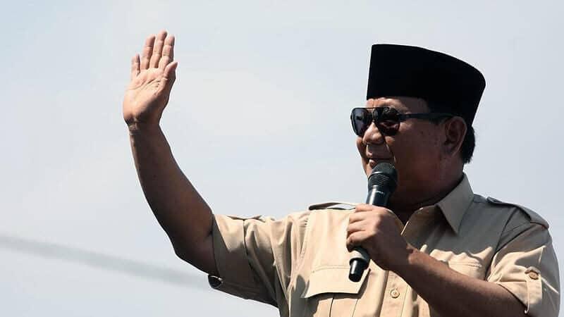 Biografi Prabowo Subianto Lengkap - Kehidupan Pribadi