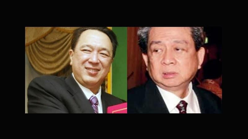 Orang Terkaya di Indonesia - Michael Bambang & Robert Budi Hartono