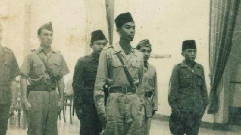 Profil Jendral Sudirman - Soedirman Muda