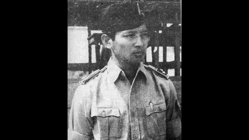 biografi soeharto lengkap - letkol soeharto
