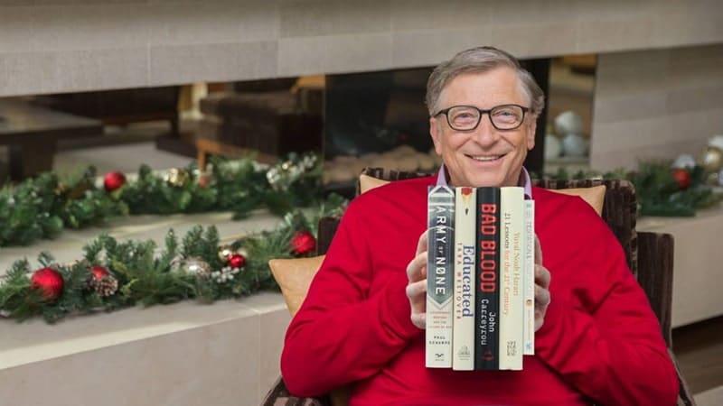 Orang Terkaya di Dunia - Bill Gates