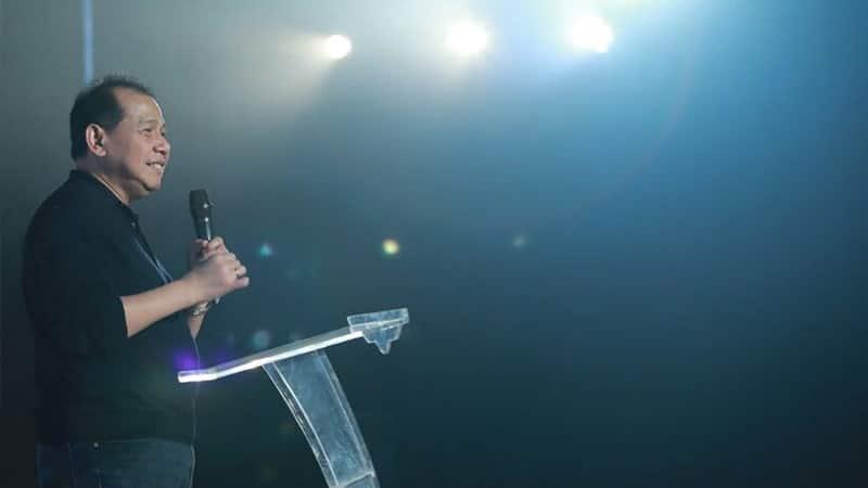 Profil Chairul Tanjung Lengkap - Memberikan Pidato