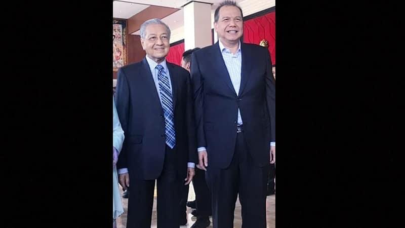 Biodata Chairul Tanjung Lengkap - Bersama Mohathir Mohammad
