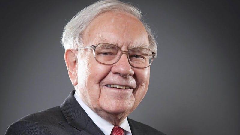 Orang Terkaya di Dunia - Warren Buffett