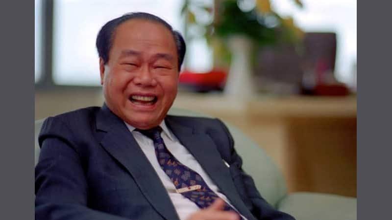Orang Terkaya di Indonesia - Eka Tjipta Widjaja