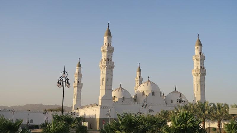 Profil dan Biodata Nabi Muhammad SAW - Masjid Quba Madinah
