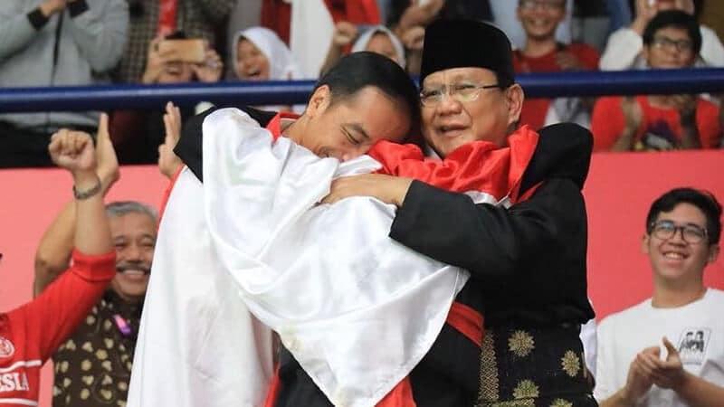 Profil Prabowo Subianto - Prabowo dan Jokowi