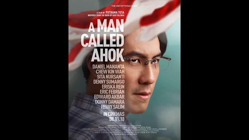 Profil Ahok - Poster Film