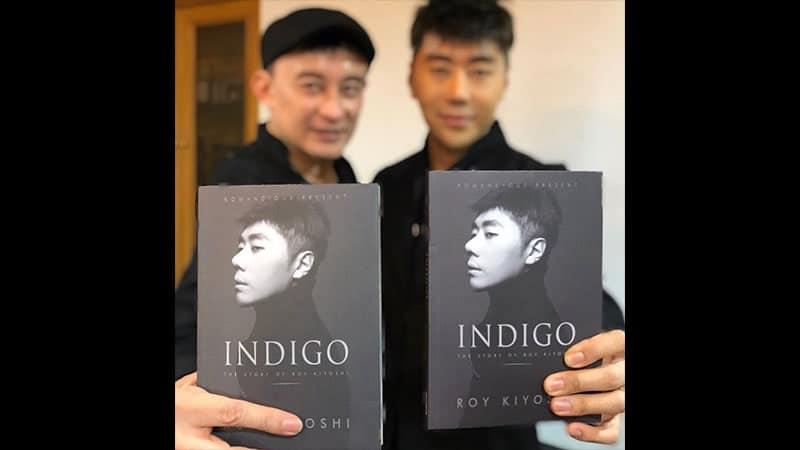 profil roy kiyoshi lengkap - buku