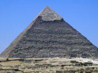 Tujuh Keajaiban Dunia - Piramida Mesir
